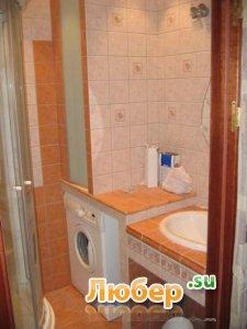 Ванная комната (квартира, новостройка), кухня «под ключ». Подключение стиральных и посудомоечных машин,газовых колонок,  газовых и электрических плит