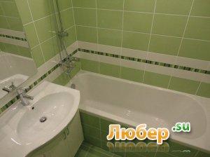 Ванная комната (квартира, новостройка), кухня «под ключ». Подключение стиральных и посудомоечных машин,газовых колонок,